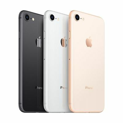 Apple iPhone 8 - 64GB - 256GB - Spacegrau - Silber - Gold - Red - WOW !