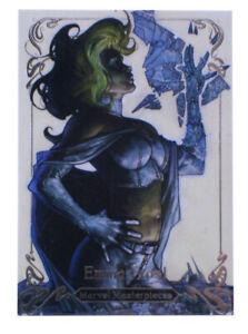 2018-Upper-Deck-Marvel-Masterpieces-Emma-Frost-Base-Card-76-Bianchi-416-999