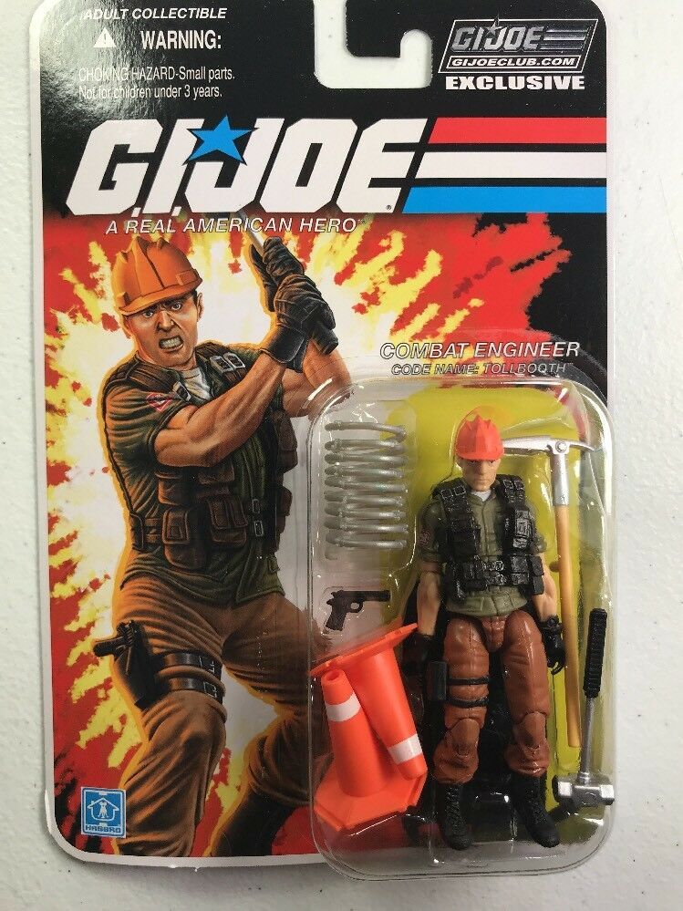 GI Joe Cobra Club FSS 2.0 Subscription 2014 Figure Lot Cobra Tollavvioh MOC