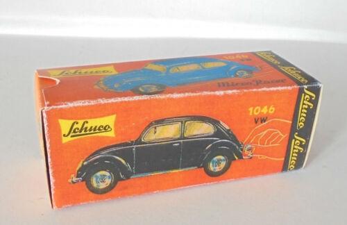 Repro box Schuco Micro Racer VW Escarabajo 1046