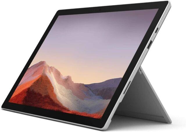 Microsoft Surface Pro 7 - 256GB - i5 - 8GB - Platinum