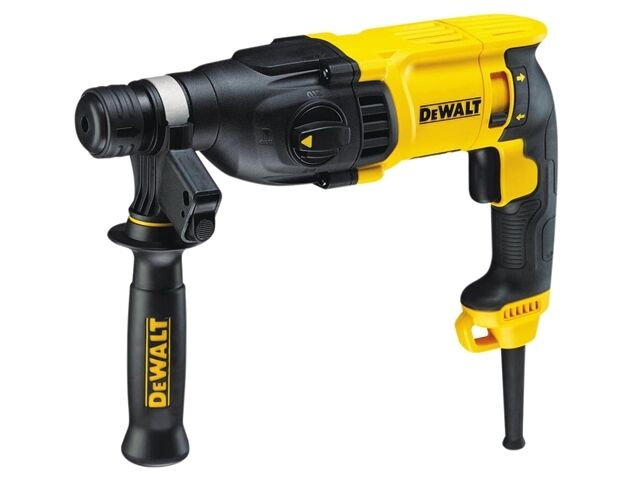 Dewalt SDS Plus 3 Mode 26mm Hammer Drill 800 Watt 240 Volt D25133K