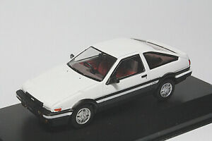 1-43-TOYOTA-SPRINTER-AE86-3-DOOR-White-Diecast-model-Toy-Gift1