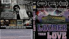 LOUDER THAN LOVE. TRIBUTE TO DETROIT ROCK AND ROLL