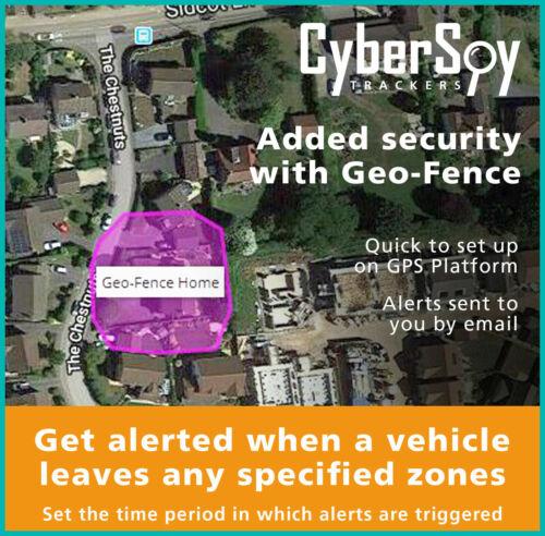 Full Vehicle Device Fleet Tracking system CyberSpy GT2 Car Van Taxi GPS Tracker