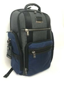 37f0a8987a Tumi 232389 Alpha Bravo Sheppard Deluxe Brief Pack Backpack Laptop ...