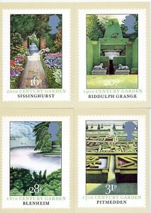 GB POSTCARDS PHQ CARDS MINT NO. 69 1983 BRITISH GARDENS 10% OFF 5+
