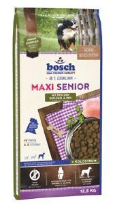 bosch-Maxi-Senior-Gefluegel-amp-Reis-12-5kg-Hundetrockenfutter