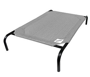 Small Dog Bed Coolaroo Elevated Pet Cot Indoor Raised Outdoor Steel Frame