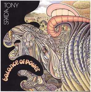 TONY SPADA Balance of Power CD Top Prog Rock (Holding Pattern-related) NEW