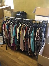 Joblot Wholesale Bundle 50 Used Ladies Tunics Blouses Tops Grade A