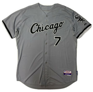 Chicago-White-Sox-Jersey-Mens-52-Majestic-Cool-Base-Sewn-7-Neustadter-MLB-Team