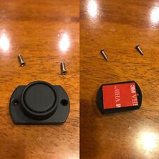 Magnet Concealed Gun Holder for desk bed or under table