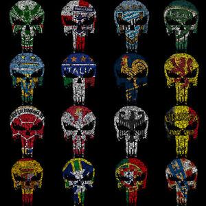 Punisher-Skull-World-Cup-2018-Football-Brazil-England-France-Premium-T-Shirt