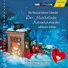 """Der Musikalische Adventskalender: Jubil""""ums-Edition (CD, Sep-2012, H""""nssler Classic)"""