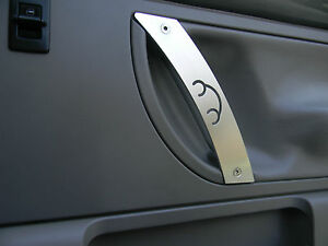 Vw beetle 1999 2010 interior custom door handle right and - 2000 vw beetle interior door handle ...