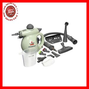 BISSELL Multifunction Handheld Steamer Household Steam Cleaner Kit Portable NEW