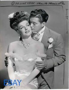 Details about Ann Sheridan sexy Dennis Morgan Shine On Harvest Moon VINTAGE  Photo