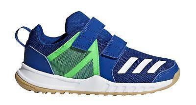 Frugale Adidas Perfomance Bambini Atri-fitness Scarpa Fortagym Cf K Verde Acqua-mostra Il Titolo Originale