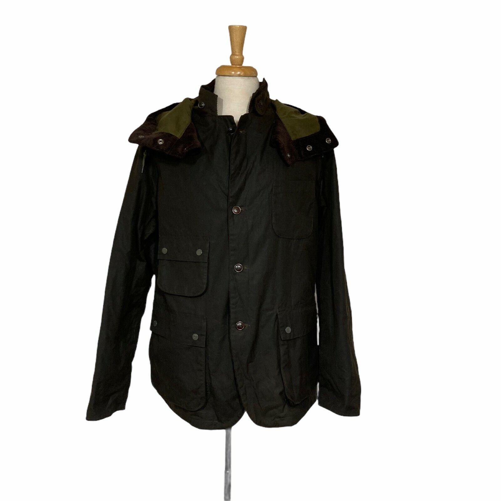 Barbour x Engineered Garments Upland Wax Jacket L - image 1
