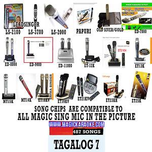 MAGIC-SING-Chip-Tagalog-7-MIX-Tagalog-amp-English-Song-Chip-w-SONG-LIST-SALAMAT