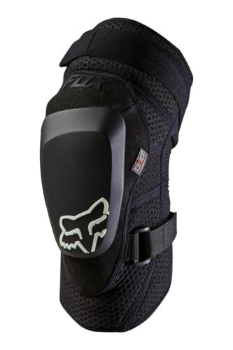 NEW Fox Racing Launch Pro D3O Knee Guard MTB Bicycle Pair Black Large LG