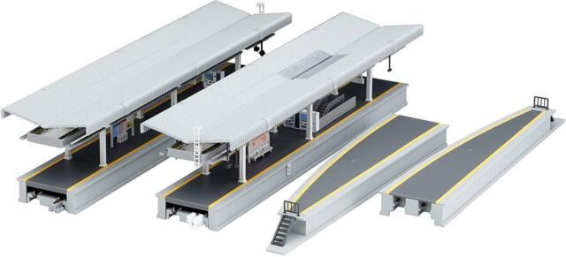 KATO N Scale Suburban Home Dx Island Set 23-160 Railway Model Supplies n Gauge