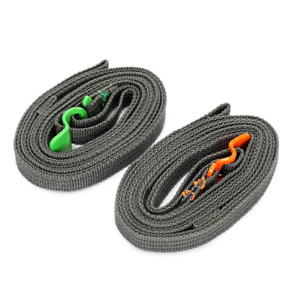 Outdoor Travel strapping cord tape rope tied pull luggage Stainless Hook RescuZT
