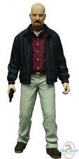 Breaking Bad Heisenberg PX Red Shirt Variant Figure by Mezco