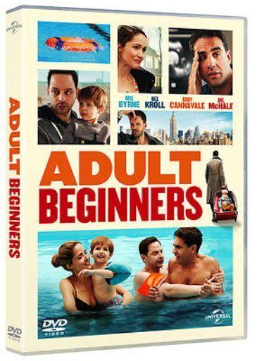 Dvd ADULT BEGINNERS - (2015) *** Paula Garces *** ......NUOVO