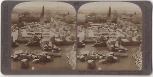 Ruines-di-Tegea-Tegea-Grecia-Grecia-Fotografia-Vintage-Stereo-Stereoview