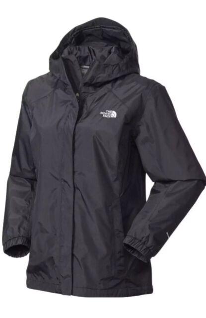 98088d669 The North Face Womens Stinson Rain Jacket Black US Size Small