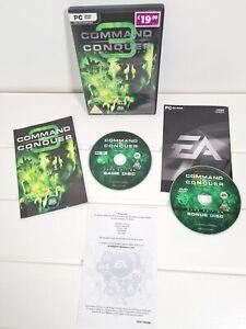Command & Conquer 3 Tiberium Wars: Kane Edition PC CD-ROM Videospiel