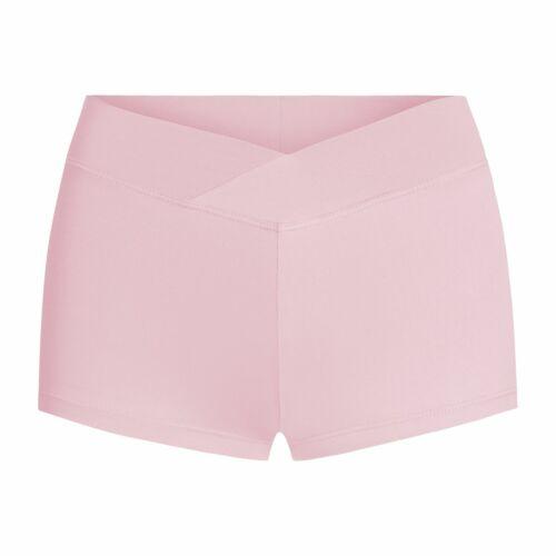 Damen Shorts Panty Fitness Jazz Turn Trainings Sport Radler Hose So Danca SL-80