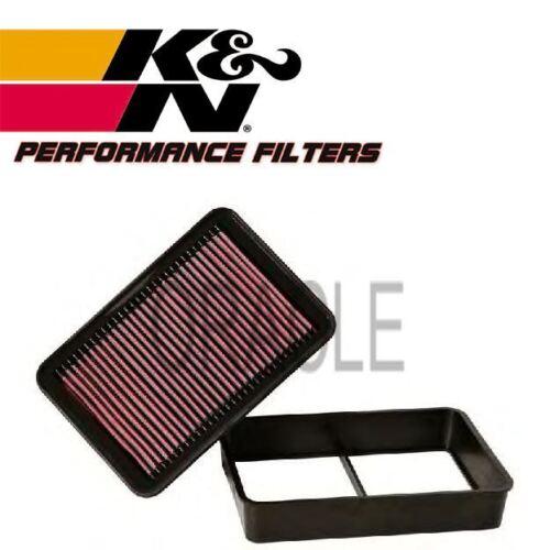 K/&N HIGH FLOW AIR FILTER 33-2392 FOR MITSUBISHI LANCER SALOON 1.8 140 BHP 2010