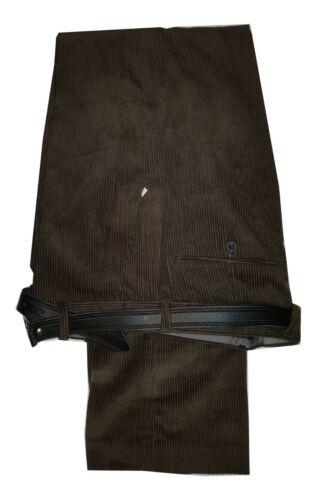 """Homme Chaud Cordons//Velours Côtelé Pantalon Riche Coton Pantalon W 30/"""" à 50/"""" L 27 29 31"""