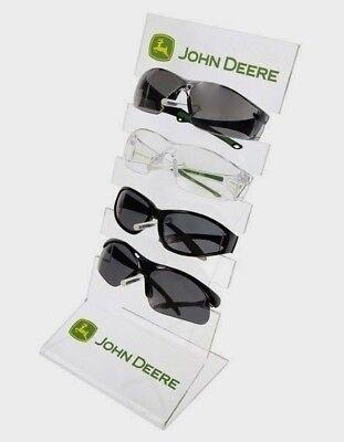 John Deere Lunettes de sécurité 4 Styles
