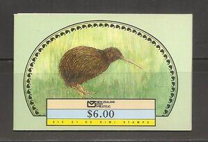 New-Zealand-SC-918a-Kiwi-Complete-Booklet-MNH