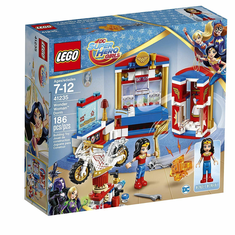 vendita outlet LEGO 41235 - SuperHero Girls - WONDER donna DORM DORM DORM - nuovo & Sealed  garantito