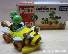 New Takara Dream Tomica Tomy #150 Mariokart 7 Yoshi Diecast Toy Car Rare US