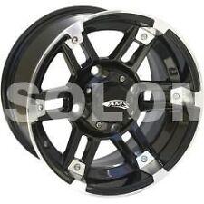 cerchio wheel anteriore posteriore  12×7 ams slingshot m atv quad polaris spo...
