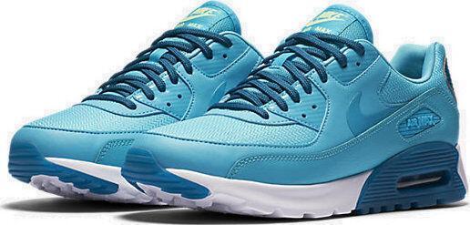 Nike Damenss Air Max 90 Ultra Gr:38,5 Gr:38,5 Gr:38,5 90 95 97 NZ R4 724981-403 Gamma Blau Blau 8e269a
