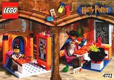 LEGO HARRY POTTER HOGWARTS CLASSROOMS 4721 RARE VINTAGE 100% COMPLETE GUARANTEE