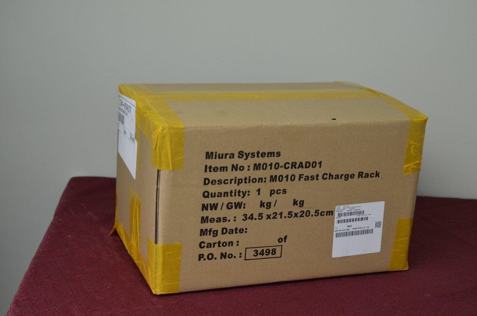 Nuevo Sellado De Fábrica Miura sistemas M010-crad 01  M010 paquete de Cochega rápida  seguro de calidad