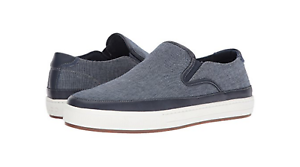 Aldo Krasnoff Men Sneaker Navy (Free Shipping)