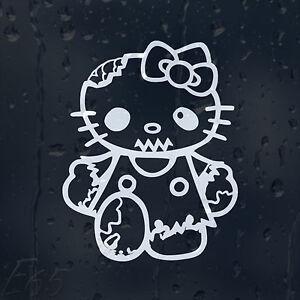 Hello-Kitty-Zombie-Outbreak-Response-Team-Car-Decal-Vinyl-Sticker