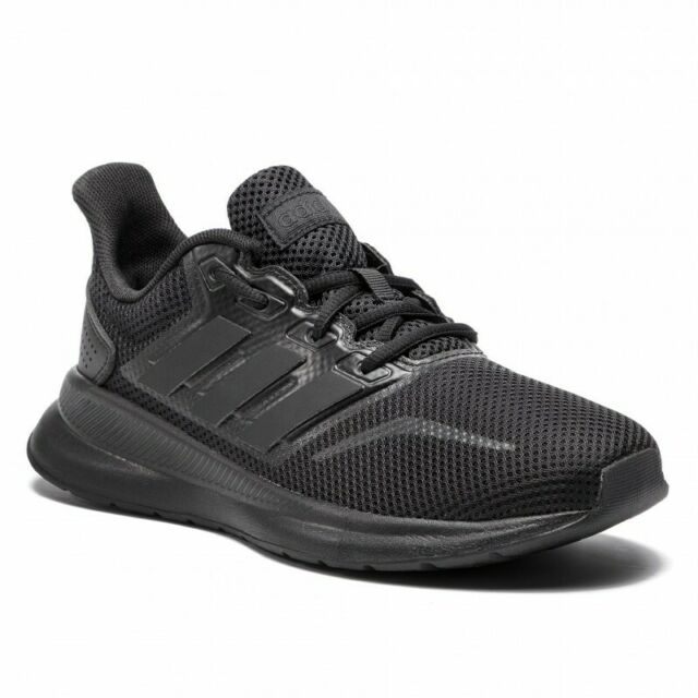Shoes adidas Runfalcon Woman Light Black Running Training Work Summer