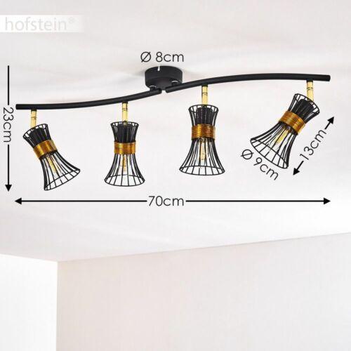 Wohn Schlaf Raum Leuchte drehbare Decken Strahler Küchen Flur Lampe Vintage