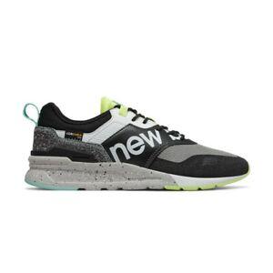 New-Balance-997-Sneaker-Uomo-CMT997HD-Black-Yellow