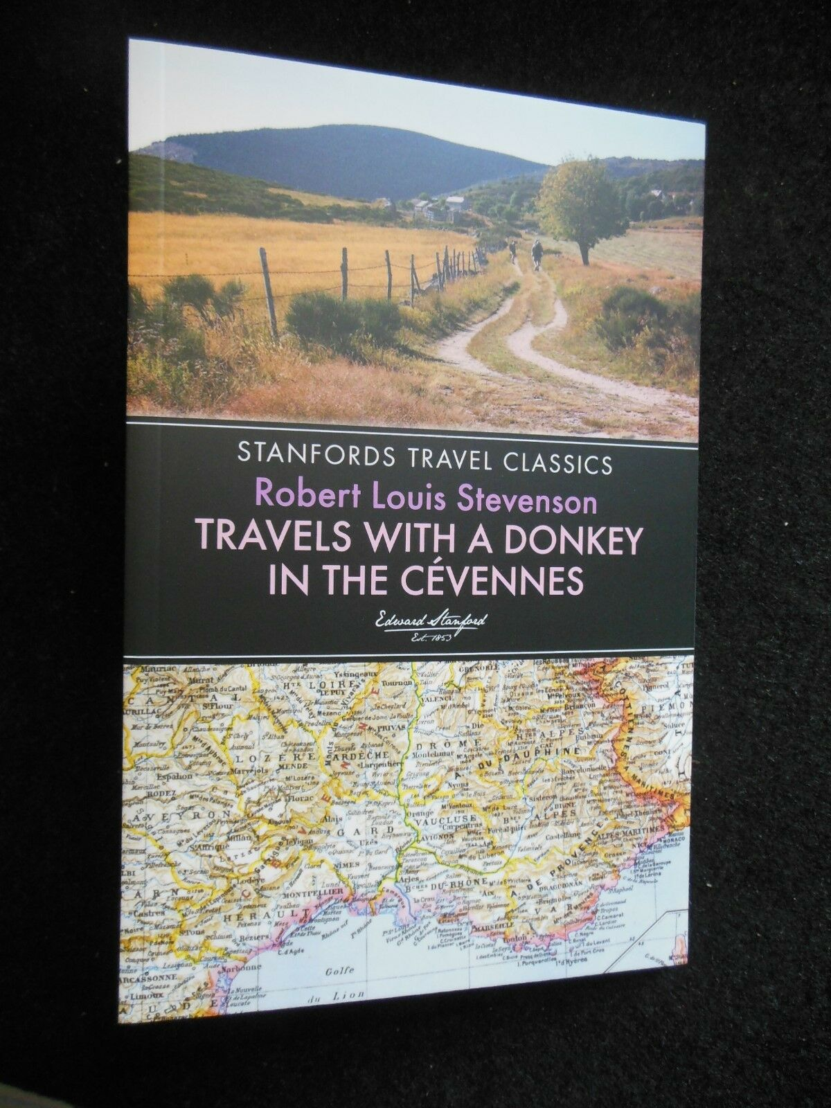 ,Robert Louis S Travels with a Donkey in the Cevennes Stanford Travel Classics